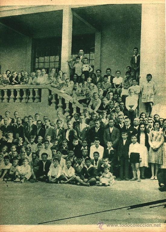 Escuela del Niño Jesús de Praga, expropiada para checa del Batallón Pablo Iglesias.
