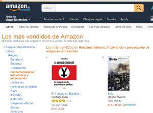 Edición electrónica de El Yunque en España