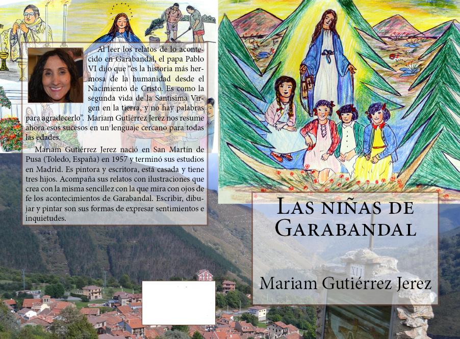Las niñas de Garabandal, libro de Mariam Gutiérrez Jerez.