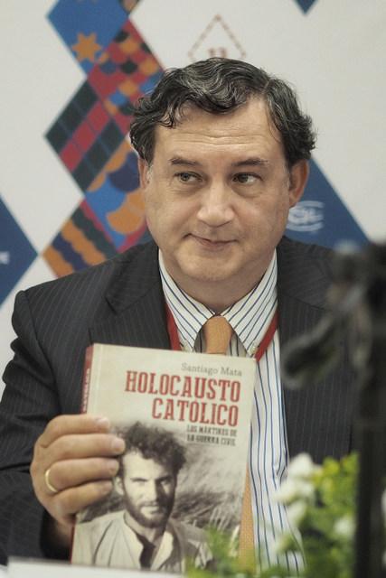 историк Сантьяго Мата