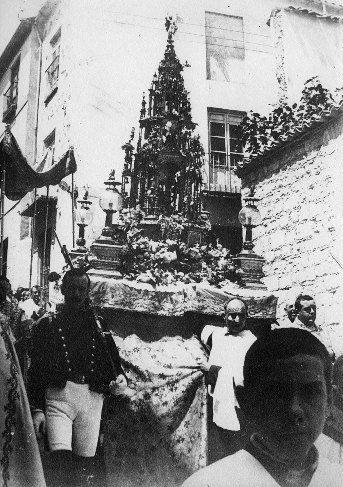 Custodia de la Catedral de Jaén